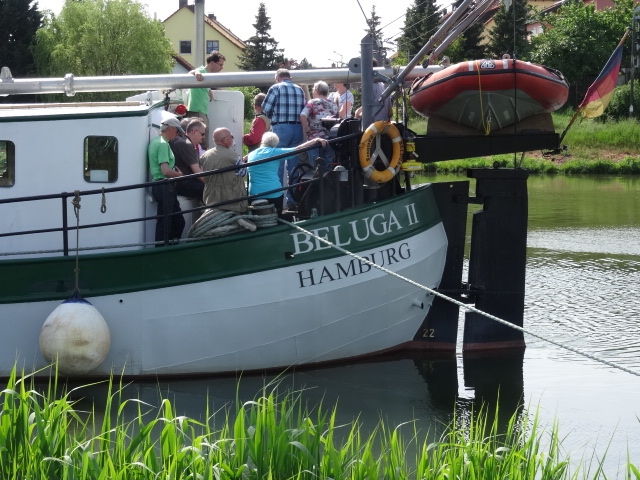 Beluga II in Fürth © oekobeobachter