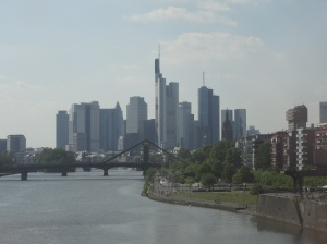 Skyline Frankfurt/Main © Paul Bock