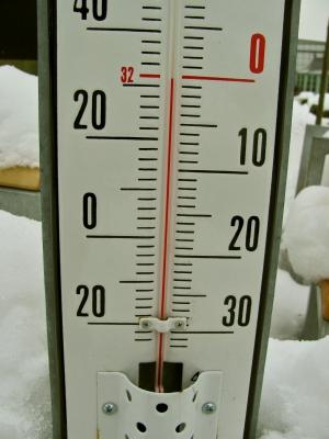 Zwei Grad Celsius: ein kleine Differenz mit großer Wirkung - copyright -by Karl-Heinz Liebisch - pixelio.de
